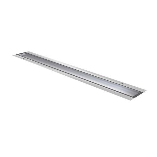 luminaire encastrable au sol / à LED / linéaire / d'extérieur