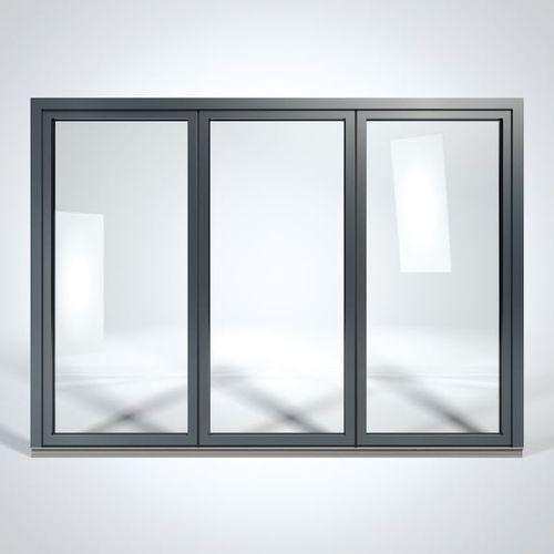 baie vitrée pliante