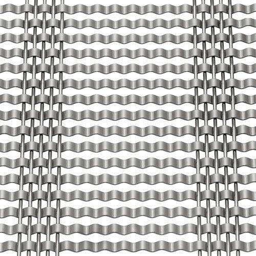 grille métallique pour plafond - HAVER & BOECKER OHG