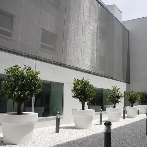 maille métallique pour façade - HAVER & BOECKER OHG