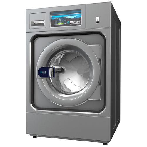laveuse essoreuse à chargement frontal / à monnayeur / professionnelle