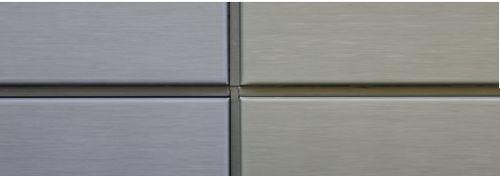 façade ventilée en zinc