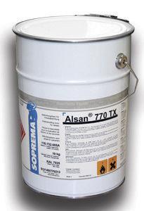 étanchéité liquide de terrasse / pour joint de dilatation / en résine
