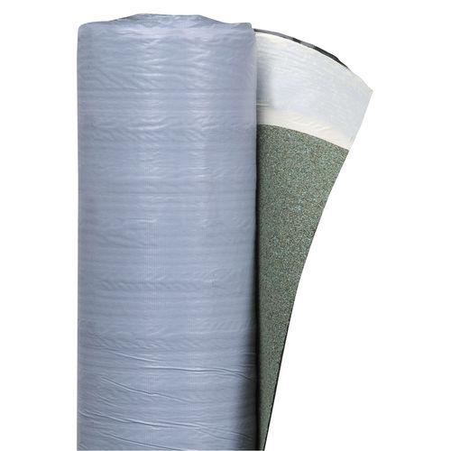 membrane d'étanchéité pour toiture / en rouleau / flexible / en élastomère