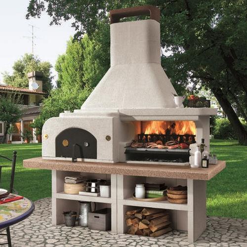 barbecue à charbon - PALAZZETTI LELIO