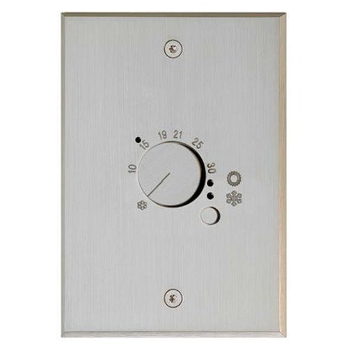 thermostat d'ambiance / mécanique / mural / pour chauffage au sol