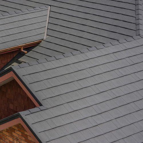 bardeau en métal / pour toiture