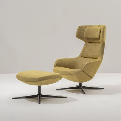fauteuil en tissu - Arper