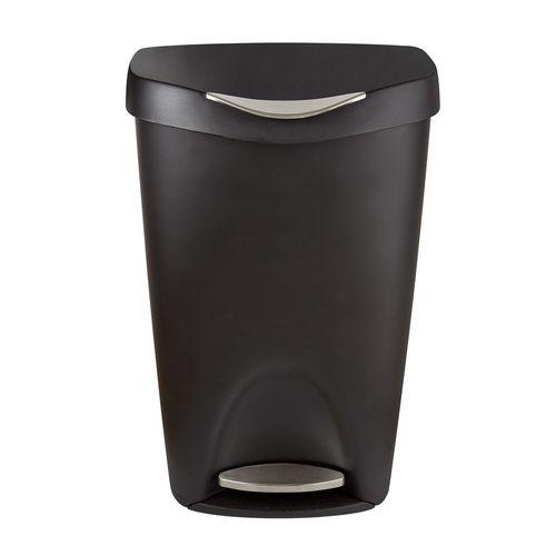poubelle de cuisine / en inox / en polypropylène / professionnelle