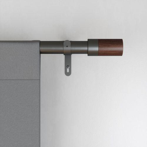 tringle à rideaux en métal