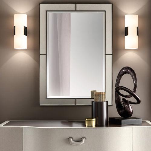 miroir mural / sur pied / suspendu / contemporain
