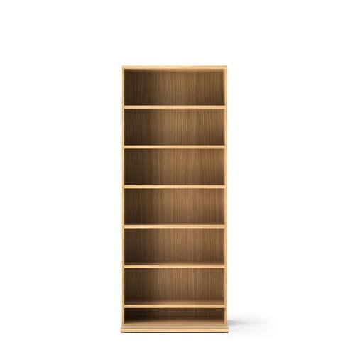 bibliothèque contemporaine / en bois