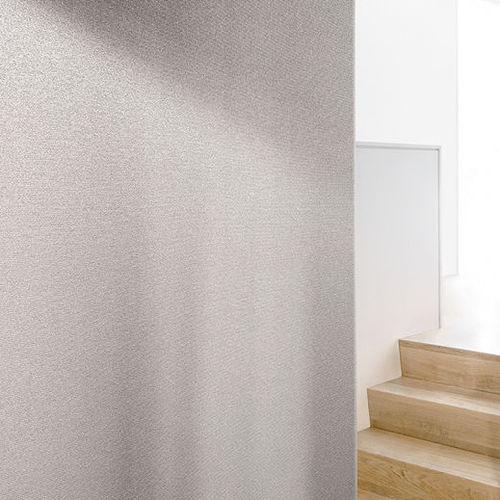 revêtement mural en polyester / pour le tertiaire / texturé / aspect tissu