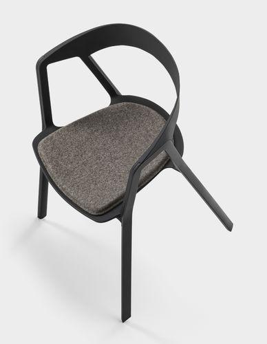 chaise contemporaine - Kristalia