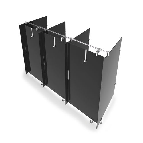 cabine sanitaire pour douche pour sanitaire public - GEKIPS