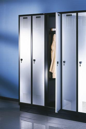 casier vestiaire en acier / à usage industriel / professionnel