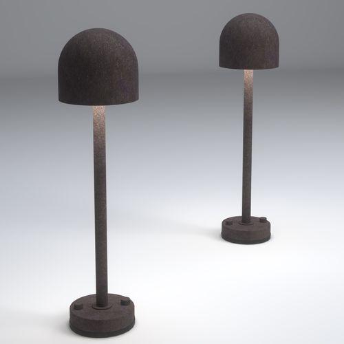 borne d'éclairage de jardin / contemporaine / en aluminium / à LED