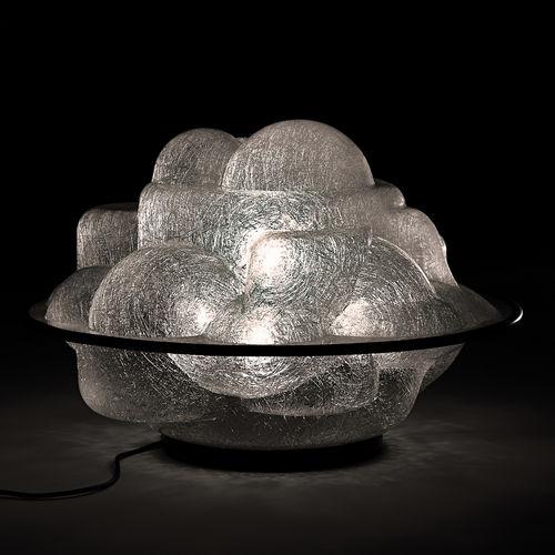 lampe de table / design original / en méthacrylate