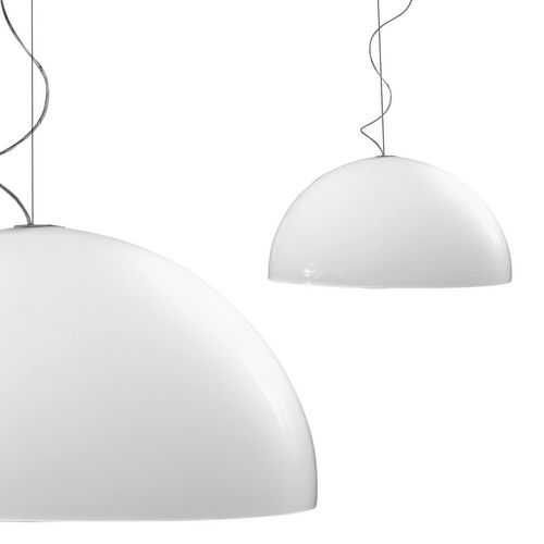 suspension / design original / en méthacrylate / par Elio Martinelli