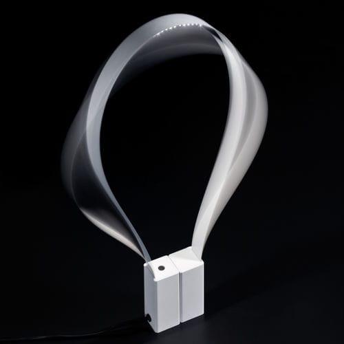 lampe de table / contemporaine / en métal