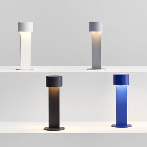 lampe baladeuse / design minimaliste / en aluminium / dimmable