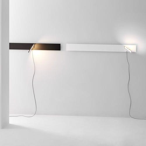 applique murale contemporaine / en aluminium / en acier / à LED