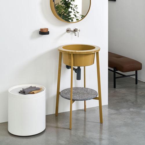 meuble vasque à poser - Ceramica Cielo