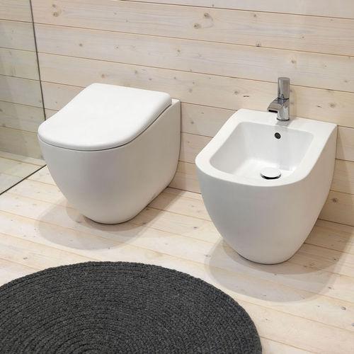 toilettes à poser