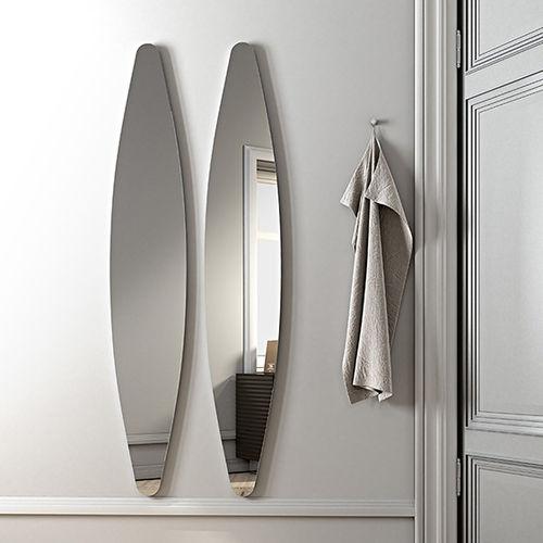 miroir mural / contemporain