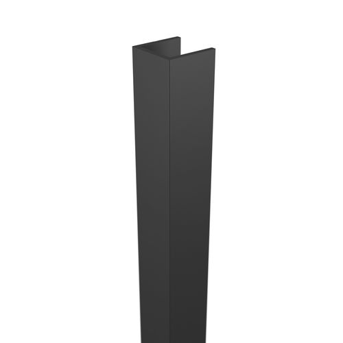 poignée de tirage de porte / en inox / en aluminium anodisé / contemporaine