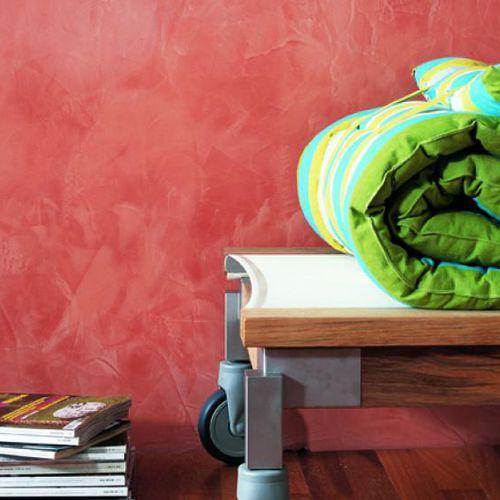 enduit décoratif / d'intérieur / pour mur / à base de chaux