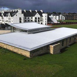 système de toiture aluminium