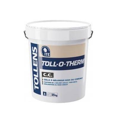 enduit isolant thermique / de ragréage / d'extérieur / pour mur