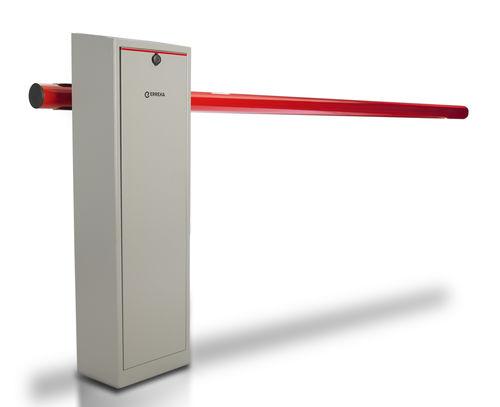 barrière de contrôle d'accès / levante / en métal / pour établissement public