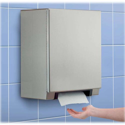 distributeur d'essuie-mains mural
