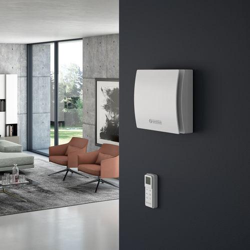 unité de ventilation thermodynamique / simple flux / décentralisée / résidentielle
