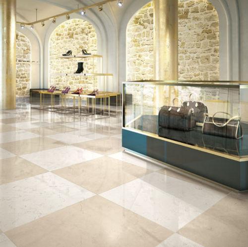 carrelage aspect marbre - Casalgrande Padana