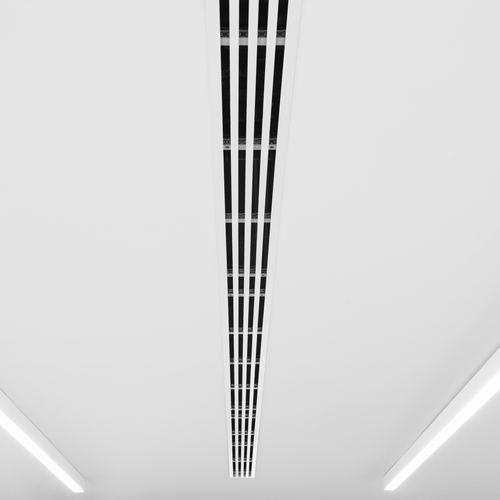 diffuseur d'air de plafond / mural / linéaire / à fente