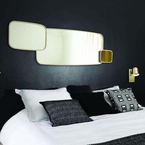 miroir mural / de chambre à coucher / de salon / grossissant
