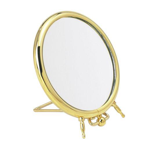miroir à poser / grossissant / double face / contemporain