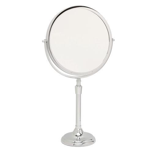 miroir de salle de bain à poser / grossissant / contemporain / rond