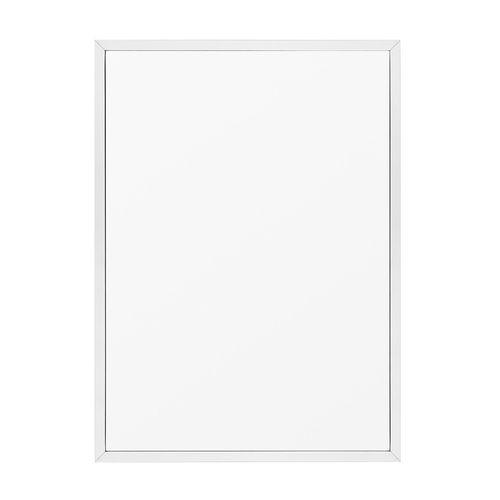 miroir de salle de bain mural / de salon / contemporain / rectangulaire