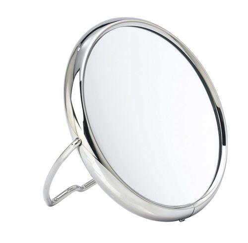 miroir à poser / grossissant / classique / rond