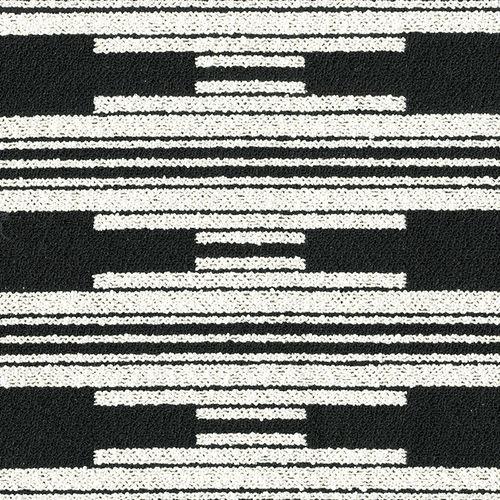 tissu d'ameublement / à motif / en polyester
