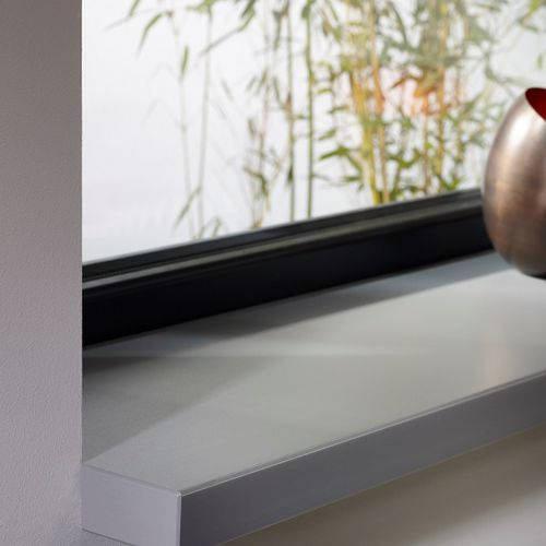 appui de fenêtre en PVC