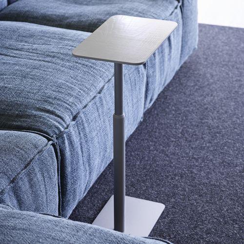 table bistrot contemporaine / en chêne / en frêne / en stratifié