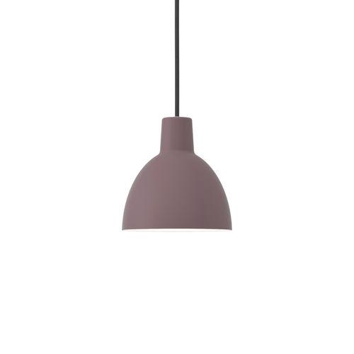 suspension / contemporaine / en aluminium / blanche