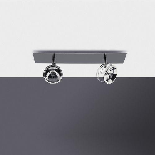 spot de plafond / à LED / halogène / rond