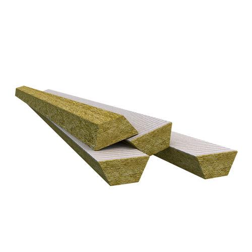 Isolant thermique - HARDROCK® MULTI-FIX ANGLE FILLET - ROCKWOOL - en laine de roche / pour ...
