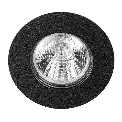 downlight encastré / d'extérieur / à LED / halogène